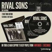 "Rival Sons ""Great Western Valkyrie"" Ltd Edition 2CD Tour Edition Digisleeve NEW"