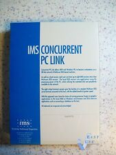 IMS Concurrent PC Link f. DR MultiUser DOS + REAL/32 systems shrinkwrapped