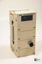 SMC EX245-AX1-X38 Analog Input Block analoges Eingangsmodul Neu OVP