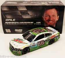#88 CHEVY NASCAR 2016 * MOUNTAIN DEW ALL STAR * Dale Earnhardt jr. - 1:24 lim.