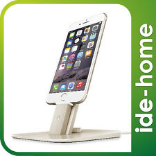 Twelve South HiRise Deluxe for iPhone 6 / 6S, 6 / 6S plus / 5S / iPad - Gold