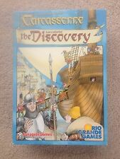 "CARCASSONNE ""the Discovery"" board game (mint condition!)"