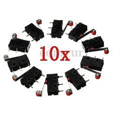 10x 5A Näherungsschalter Mikroschalter Microswitch Rollenhebel Taster AC 250V
