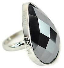 45% SALE! - Genuine Love From Venus Teardrop Ring Size N- NORMAL PRICE $159.95