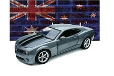 Chevrolet Camaro SS In Grey 1:24 Licensed Die Cast Model Car From NewRay