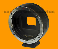 Auto Focus Automatic Canon EOS EF lens to Sony NEX Alpha E-mount adapter ring