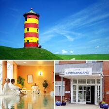 3 Tage Wellness Wochenende mit Nordseebrise 4★ Hotel Novum Kurzuriaub Kurzreise