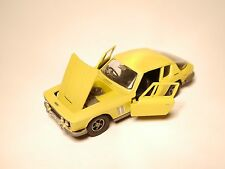 Jensen FF F.F. in gelb yellow, Meccano / Dinky Toys #188 in 1:43!