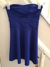 WOMENS SIZE 8 MISS SELFRIDGE PETITE DRESS. PERFECT CONDITION