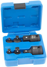 """Impact Wrench Nuts Adapter Nut Set 6-pieces. 3/8"""" 1/2"""" 3/4"""" Of Socket Spanners"""