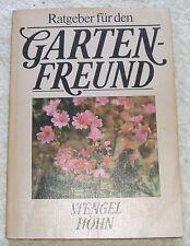"""DDR-Buch """" Ratgeber für den Gartenfreund """""""