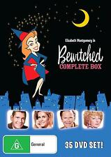 BEWITCHED Season 1 2 3 4 5 6 7 8 (Region 4) DVD The Complete Series 1-8