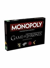 Game of Thrones Monopoly. Board Game, Family, Christmas, Gift
