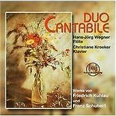 Duo Cantabile - Flöte und Klavier - CD NEW