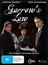 GARROW'S LAW - SERIES 1-3, THE COMPLETE (6 DVD SET) BRAND NEW!!! SEALED!!!
