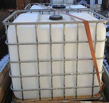 1000 Liter Wassertank IBC-Tank GEREINIGT! Wasserbehälter Regenwassertank