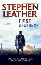 NEW First Response by Stephen Leather Paperback Book