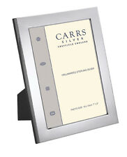 """CONTEMPORARY MODERN PLAIN STERLING SILVER PHOTO / PHOTOGRAPH FRAME (6 x 4"""")"""