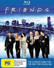 FRIENDS - THE COMPLETE SERIES 1994-2004 (21 BLU-RAY DISC SET) NEW!!! SEALED!!!