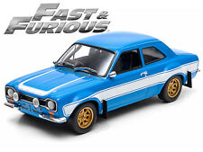 Fast & Furious - Brian's 1974 Ford Escort RS2000 MkI 1:43 Scale Diecast Model