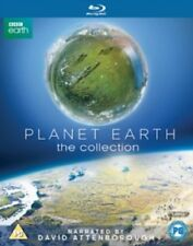 Planet Earth 1 + 2 The Collection I and II New Region B Blu-ray