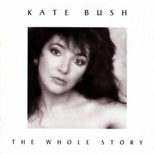 Kate Bush - The Whole Story - CD Neu & OVP - Best Of / Greatest Hits - Babooshka