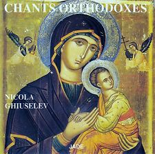 CHANTS ORTHODOXES - NICOLA GHIUSELEV / CD - TOP-ZUSTAND