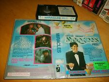 Betamax * Miracles * 1986 Rare Australian Roadshow HTF 1st Issue - Comedy Action