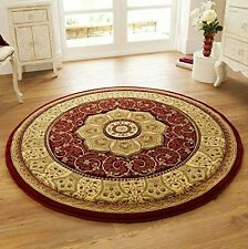 Extremly Beautiful circle Round Traditional Persian Rug 150 x150 cms