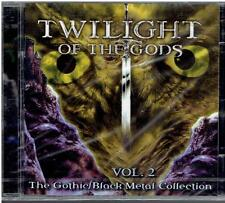 Various Artists / Twilight of the Gods 2 (2 CD-Set) The Gothic/ new