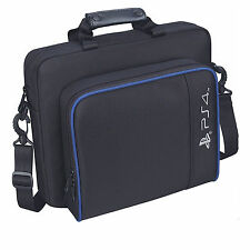 Black Shoulder Carry Bag Travel Carry Case Handbag For PlayStation4 PS4