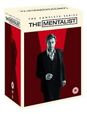 The MENTALIST COMPLETE SERIES SEASON 1 2 3 4 5 6 7 DVD SET 34 DISC R4 Hot Deal!