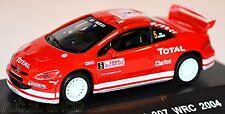 Peugeot 307 WRC 2004 #5 Groenholm 1:87 Schuco