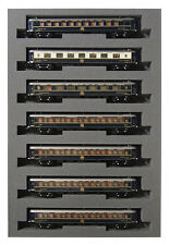 New Kato 10-1231 ORIENT Express 1988 7 coach set