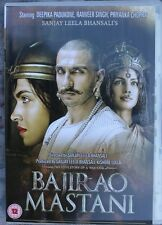BAJIRAO MASTANI HINDI BOLLYWOOOD MOVIE (2015) DVD HIGH QUALITY PICTURE & SOUNDS