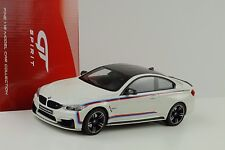 2015 BMW 4 Series Coupe M4 M Performance 1:18 GT Spirit GT096
