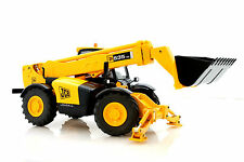 DIE-CAST METAL 1:25 SCALE JCB TELESCOPIC CONSTRUCTION VEHICLE - NEW