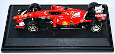 Ferrari SF15T #5 Vettel 2015 Formula1 PC-Vitrine Display-Box 1:43 Bbur