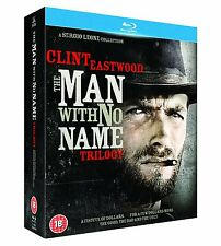 The Man with no Name Trilogy Blu-ray NEW & SEALED Perfect