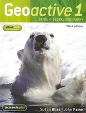 Geoactive 1 Stage 4 Global Geography & EBookPLUS Susan Bliss Paine
