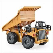 6 Channel Functional Dump Truck toy Car Vehicle Electric RC Remote Control N