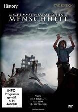 History - Die schlimmsten Katastrophen der Menschheit (2011) DVD *OVP *Neu