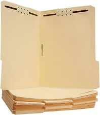 AmazonBasics File Folders with Fasteners - Letter Size (50 Pack) AMZ200 NEW