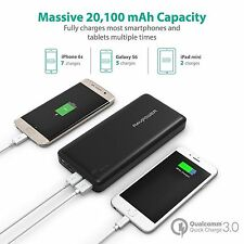 *RAVPower 20100mAh Type C to C Portable Charger with Qualcomm Quick Charge 3.0*