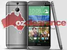 GRADE D HTC One M8 | 16GB | Gun Metal | Unlocked | Optus Firmware | Clearance