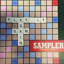 V/A, PLAY IT AGAIN SAM SAMPLER, SEALED 12 TRACK PROMO CD ALBUM IN DIGIPAK (2015)