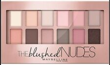 Maybelline The Blushed NUDES Palette Eye Shadow