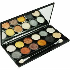 Technic Electric Eyes Metalix 12 Colour Metallic Eyeshadow Palette