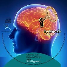 BUILD SELF CONFIDENCE: GUIDED HYPNOSIS PROGRAMMES AUDIO CD, NEW