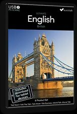 Eurotalk Ultimate English - 6 Product Set - USB & Talk Now tablet download